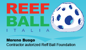 Reef Ball Italy