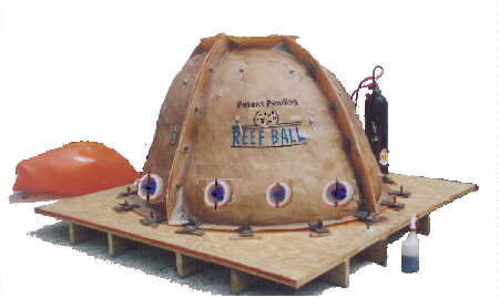 Reef Ball Mold System